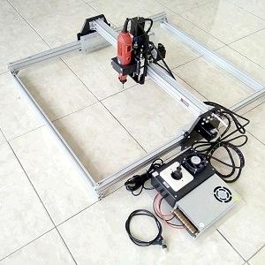 CNC Router 60x60cm 530W Hybrid Tanpa Head Laser