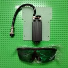 Head Laser 5500 mW Laser Engraver with Safety Goggles