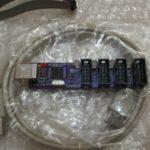4 Gang USBasp Downloader AVR dan MCS-51