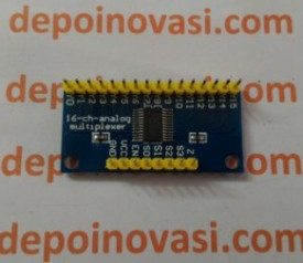 Modul Analog Multiplexer 16ch for Arduino