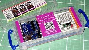 Android Bluetooth Robotics
