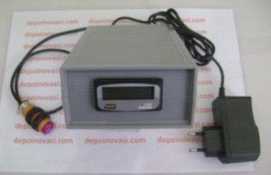 Counter Digital Portable + Sensor Infra RedCounter Digital Portable + Sensor Infra Red