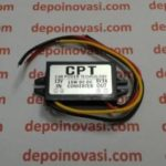 Step Down DC 12V to DC 5V 3A 15W Car Power