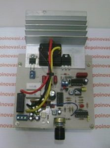 Driver Motor AC 220V 1 Phasa 1500W Support Arduino