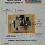 Driver Motor Stepper 4A