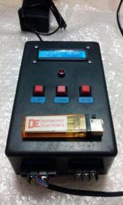 Frekuensi Meter Output 1 Relay