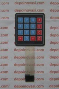 Keypad 4×4 Tipis