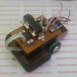Robot Line Tracer Mikrokontroler ATmega16