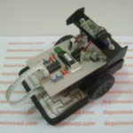 Robot Line Tracer Mikrokontroler Terkendali Suara
