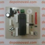 Minimum System ATmega16 Spesial for Analog and Automation Project