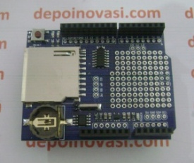 Modul Arduino Datalogger Shield