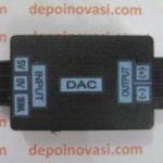 Modul Digital to Analog Converter (DAC) 0-5V / 0-10V