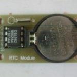 Modul RTC (Real Time Clock / Calendar) Komplit Battery