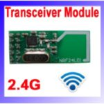 Modul Wireless Transceiver NRF24L01(GREEN COLOR)