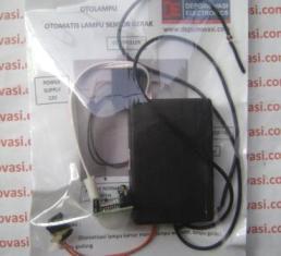 Otolampu (Otomatis Lampu Sensor Gerak)