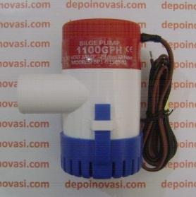 Pompa Air DC 12V 1100 GPH