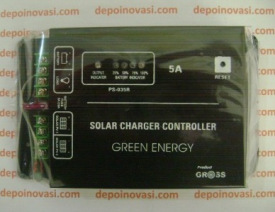 Solar Panel Charger Controller 5A