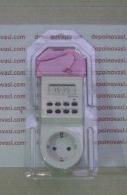 Stopkontak Timer Digital AC220V