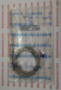 Sensor Thermokopel Tipe K (0-1250 Derajat)