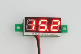 Volt Meter DC Digital Mini
