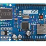 Modul Ethernet Shield W5100 R3 Arduino