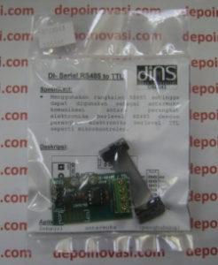 Konverter Serial RS-485 to TTL