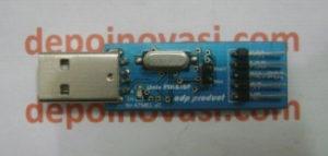 UnivPDI ISP USB Downloader ATxMEGA, AVR, dan MCS-51