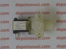 Kran Elektrik Siku DC 12V 1/2″-1/2″