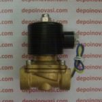 Kran Elektrik Straight Metal 3/4″ DC 12V