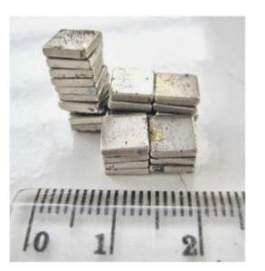 Magnet Neodymium Kotak 0,5 cm x 0,5 cm