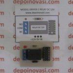 Modul Driver 1 Relay DC 12V