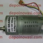 Motor DC Geared 12V 295 rpm