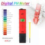 Digital PH Meter Pen ATC