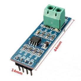 Modul TTL to RS-485 for Arduino