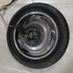 Motor BLDC 350W 48V Dia 43 cm