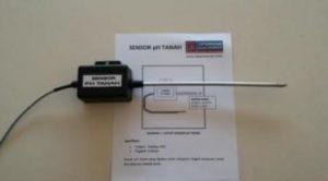 Sensor pH Tanah Support Arduino