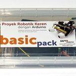 7 Paket Lengkap Proyek Robotik Keren Dengan Arduino
