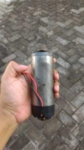 Powerfull Motor Spindle DIY CNC Router DC 24V-48V