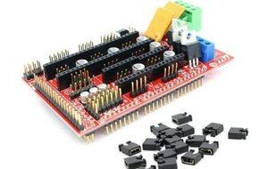 RAMPS 1.4 3D Printer Control Panel RepRap Mendel Prusa Hypercube Etopi