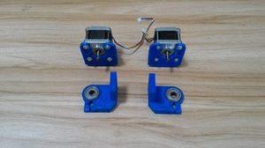Sparepart 3D Printer Z Axis komplit Stepper