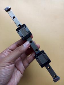 Linear Motion Guide Double Block THK Japan RSR12VM for CNC