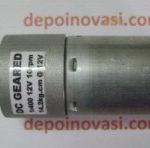 Motor DC Head Pantilt 5 rpm