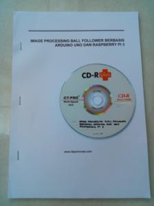 Buku Modul Image Processing Ball Follower Raspberry Pi