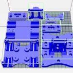 Printed Part Arduino Robot Drawing