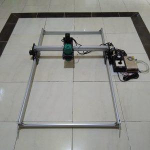 CNC Router DEPO 3DPXCNC area kerja 100×60 cm Tuner 530W