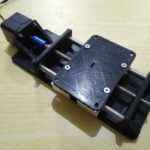 Linear Actuator Z Axis CNC Work Area 60mm