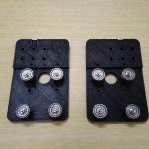 Y Gantry CNC for Aluminium Profil 2040 T Slot