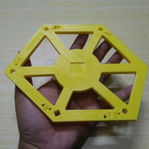 PolyGauge for Table Saw Miter Saw