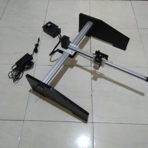 CNC Laser area kerja 48x35cm Laser 3500mW