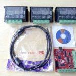 Mach3 USB 100 KHz CNC Controller komplit 3 Driver TB6600